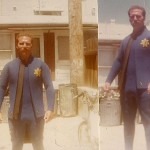Sheriff styled wetsuits