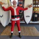 Santa Suit full wetsuit