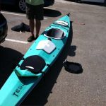 Neoprene covers for Sea Kayak