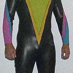 Colorful Custom Wetsuit