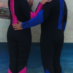 Matching Custom Wetsuits