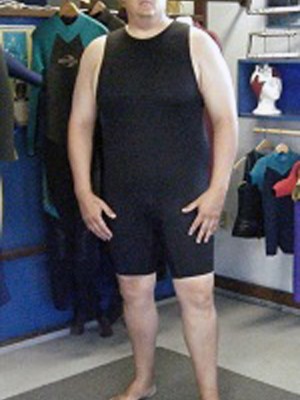 Custom Wetsuit