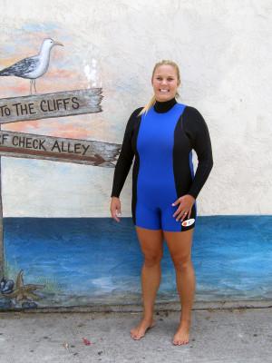Custom Design Spring Wetsuit