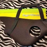Grab handles wetsuit